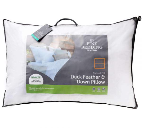 Pack of 4 Duck Feather /& Down Extra Filled Soft Luxury Cushion Pads Deep Sleep