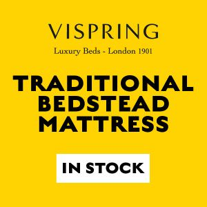 Vispring-Traditional-Bedstead-Mattresses-In-Stock