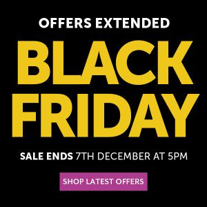 Black Friday Offers Extended