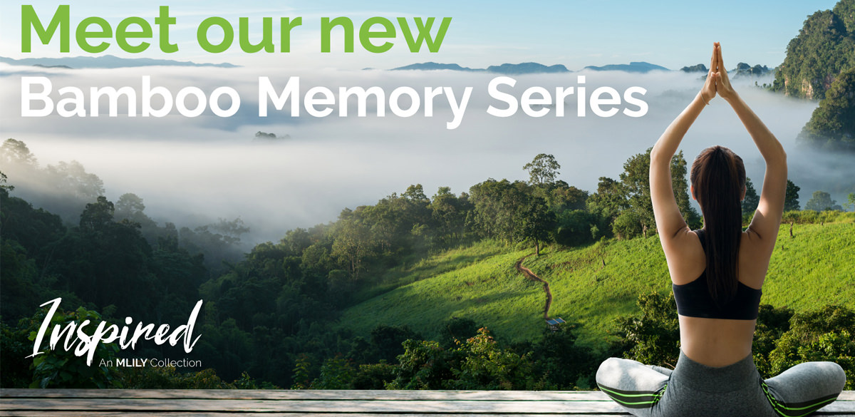 Mlily Bamboo Memory Collection