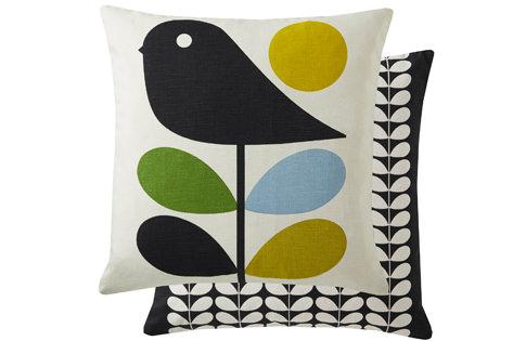 Cushions at Jones and Tomlin by Orla Kiely