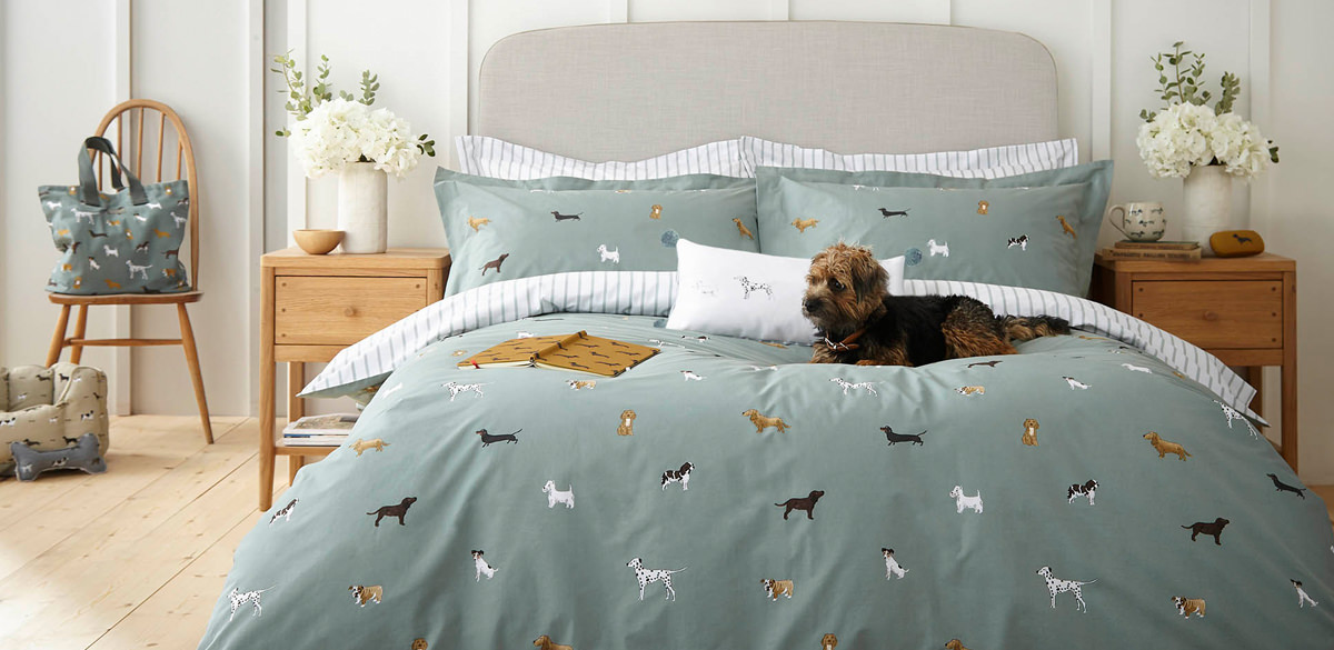 Sophie Allport Fetch Collection at Jones and Tomlin