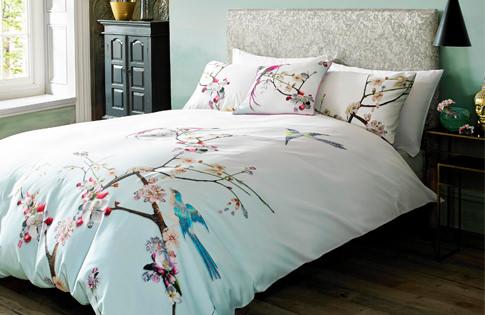 Ted Baker Flight of the Orient Bed Linen