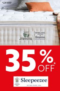 35%-Off-Sleepeezee-Mattresses