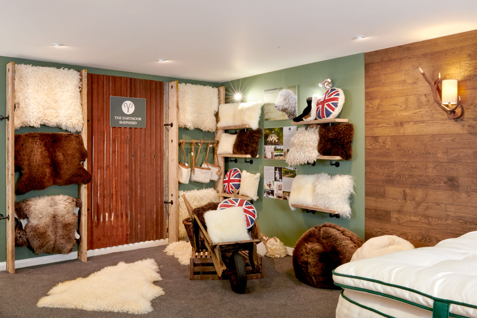The-Dartmoor-Shepherd-Display-At-Our-Horsham-Store