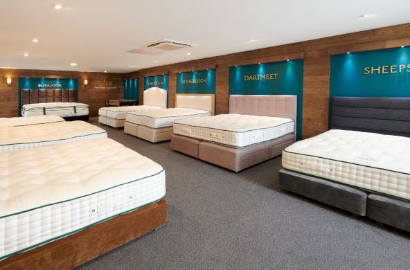 Enchanted-House-Beds-On-Display-At-Horsham-Bedding-Centre